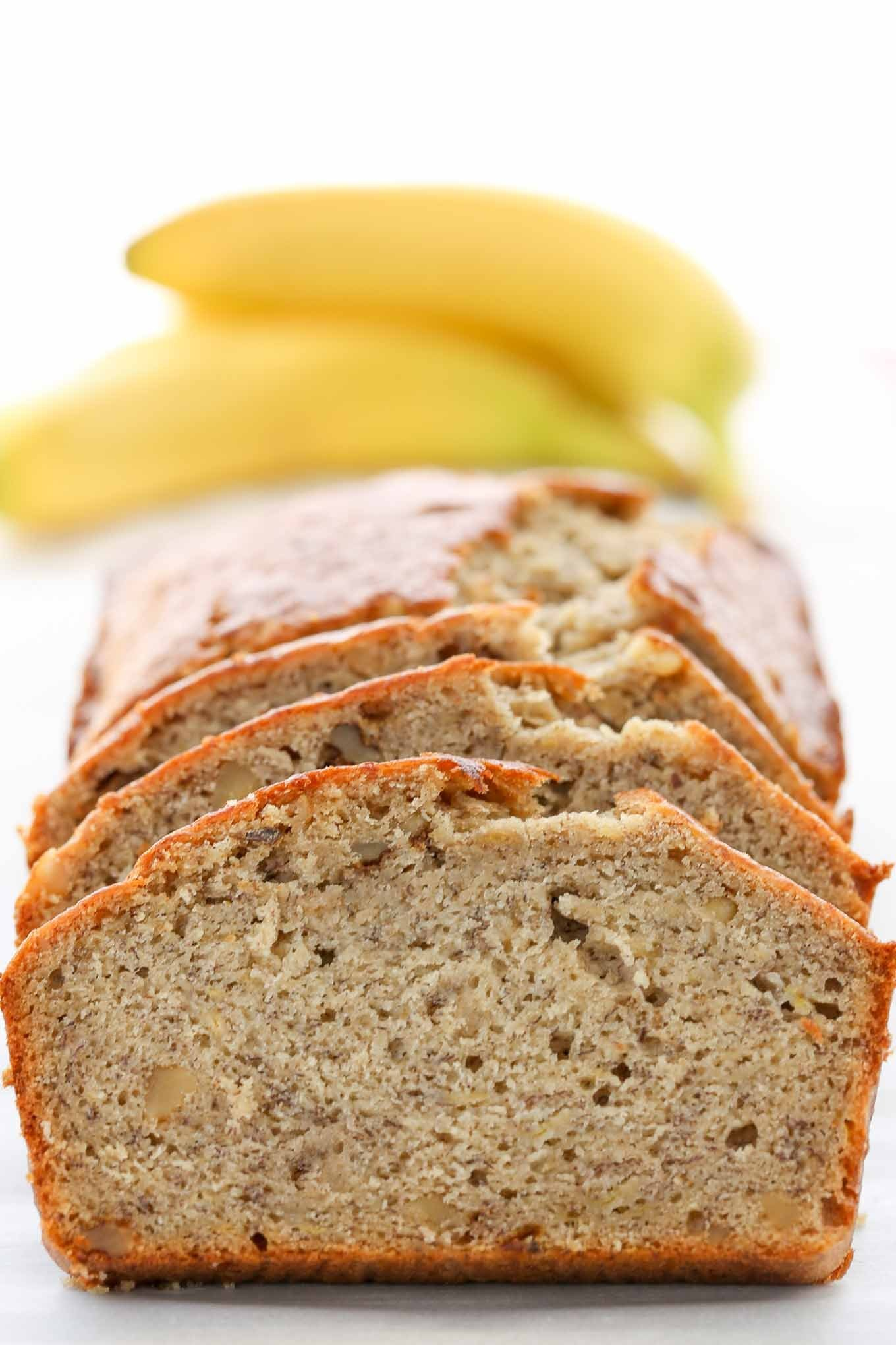 Eatright Banana-oat-Bread
